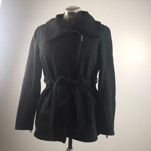 Asymmetrical Zippered Jacket